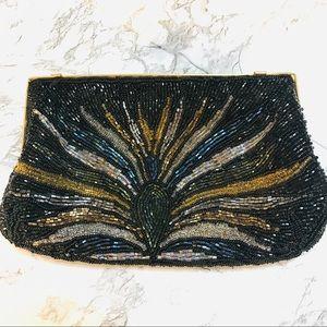 Vintage Finesse Beaded Evening Bag GVC
